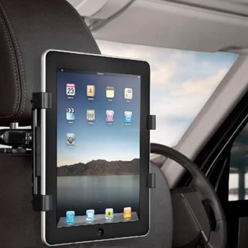 Suporte Universal Veicular Encosto Banco Gps Tablet iPad Tv