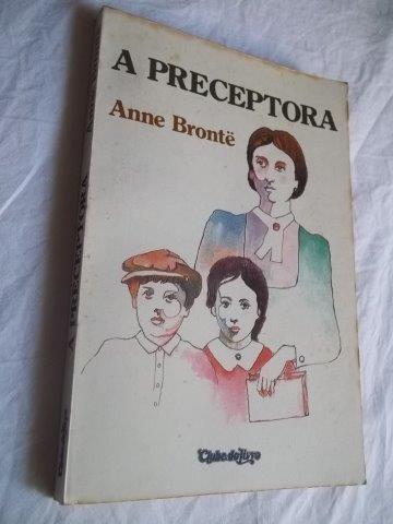 Livro - Anne Bronté Preceptora - Literatura Estrangeira