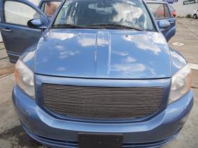 Dodge Caliber 4cil. R/t Quema Cocos2007 Azul Awd4x4 Rines