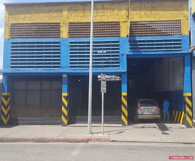 Galpón 600 M² Av Bolívar, Maracay