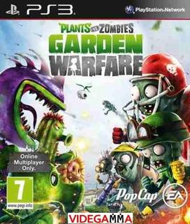 Plants Vs Zombies Garden Warfare - Playstation 3 | Vgm