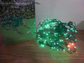 Rana Frogs 100 Luces Decoracion Para Jardin F779