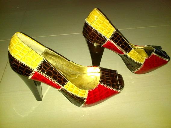 Zapatos Para Dama, Talla 38