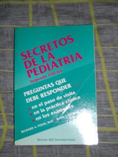 Secretos De La Pediatria - Mcgraw-hill Interamericana 2da Ed