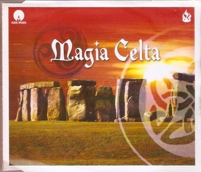 Cd Magia Celta - Greensleves Mini Lp - Novo***