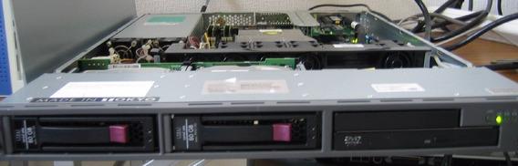 Servidor Hp Dl380 Xeon 5hd Liga Sem Video