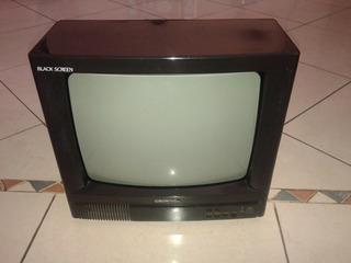 Televisor 14 ´ Crown Color Muy Bueno