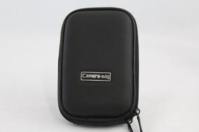 Bolsas Rigida Preta Kit Com 10 Pçs Para Camara Digital