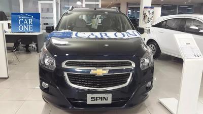 Chevrolet Spin Lt 100% Financiada Sin Interes
