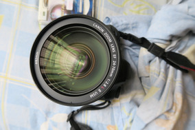 Lente Canon Ef-24-70mm F/2.8l Ii Usm.caixa.hood.filtro,case
