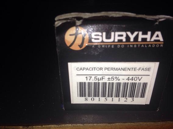 Capacitor Permanente Fase 17.5 Uf
