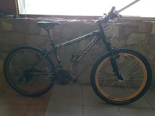 Bicicleta Hussar Amoeba Aro 26