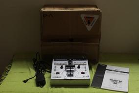 Mixer De Vídeo Edirol V4 (para Transmissão Simultânea)