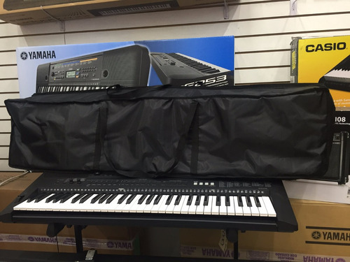 Funda Para Piano Digital Yamaha P45 Y P125