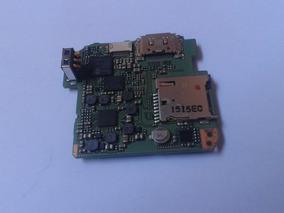 Placa Principal Com Defeito Da Camera Digital Samsung Pl120