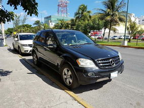 Mercedes Benz Ml350 Premium 2006 Azul
