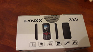 Tel.celular Lynxx X2s 1 Mes De Uso