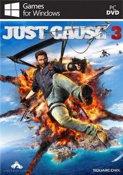 Just Cause 3 ( Mídia Física ) Pc - Dvd Frete Gratis