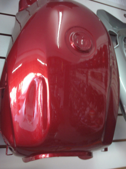 Tanque Fazer 2008 Vermelho ( Suka Motos)