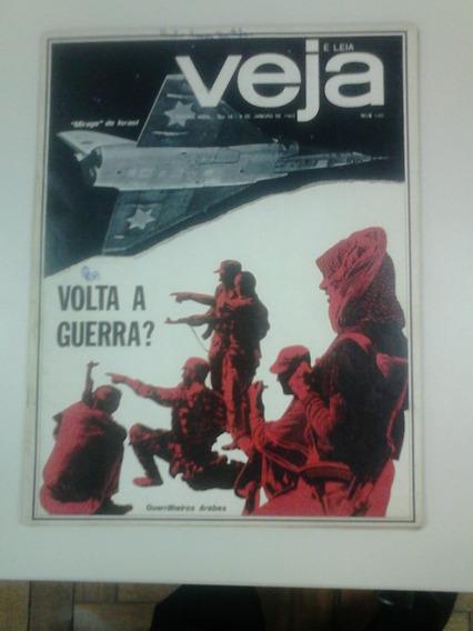 Revista Veja - Ano 1969 - Uma Verdadeira Relíquia