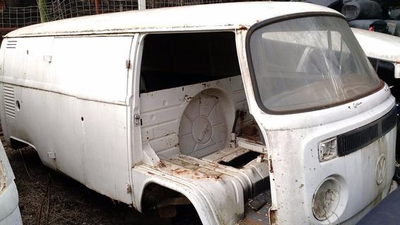 Vw Volkswagen Perua Kombi Furgão Sucata93 Nao Vendemos Pecas