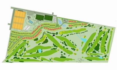 Golf Lote Sobre Campo De Golf Lomas Atlhetic
