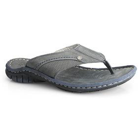 Sandália Em Couro Rafarillo Malibu 404-02 Marinho