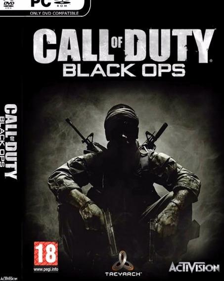Call Of Duty Black Ops Pc Envio Em 5 Minutos Original!!