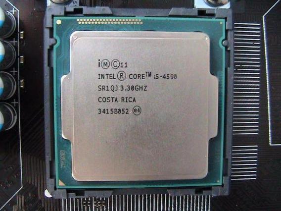 Processador Intel Core I5 4590 Socket 1150 3,3 Ghz E Cooler