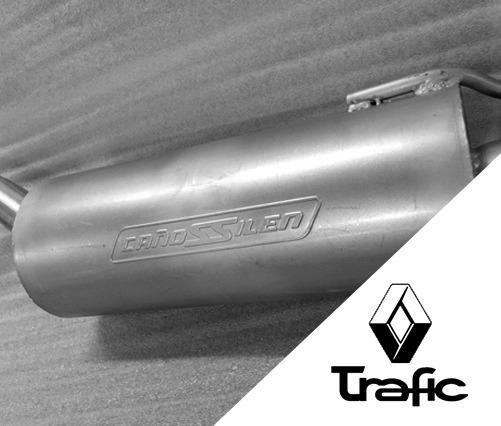 Renault Traffic Cañossilen - Equipo Completo
