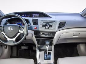 Sucata Civic Lxs 2014 Automatico Pecas