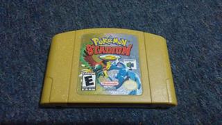 Pokemon Stadium 2 Para Nintendo 64,excelente Titulo,checalo