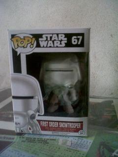 Figura Funko Pop Star Wars N°67