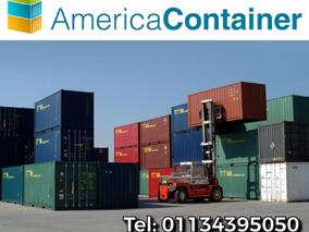 Contenedores Maritimos / Containers 20 Y40 Pies