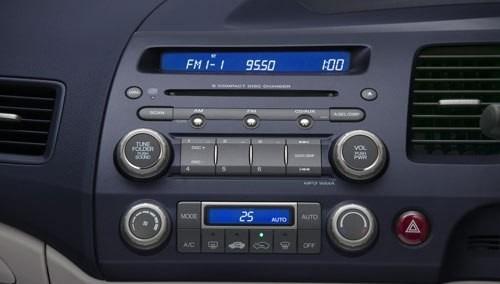 Arquivo Da Memoria Radio Original Honda Civic Modelo Nh608l