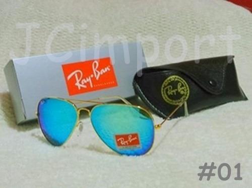 Óculos De Sol Ray Ban Aviador 3026/3025