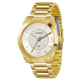 Relógio Orient Lince Feminino Lrgk040l S2kx