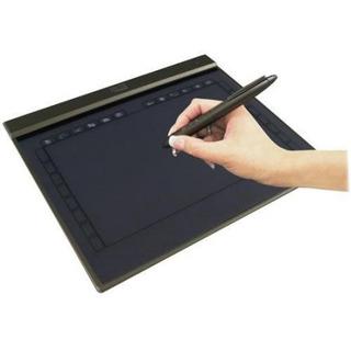 Adesso Cybertablet Z12 Ultra Delgado Tableta Gráfica - 10 X