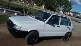 Fiat Uno Sd Diesel 2007 En Ecxelente Estado