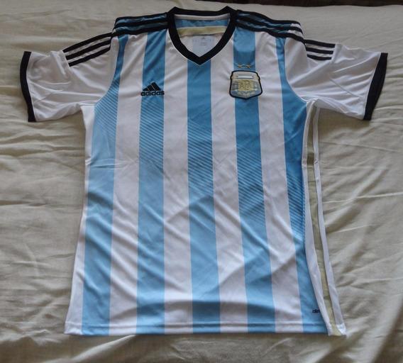 Camiseta De Argentina Afa adidas, Talle L