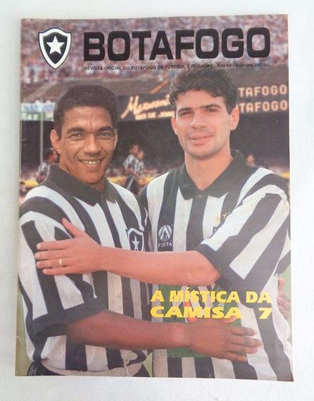 Revista Oficial Do Botafogo N°247 1995