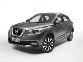 Nueva Nissan Kicks Advance Man, Cvt Y Exclusive 2018