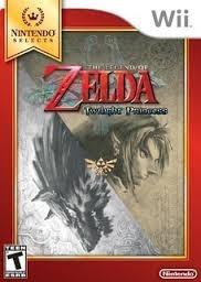 Zelda Twilight Princess Wii/wii U Raro Para Colecionador