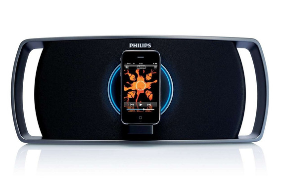 Dock Philips Sbd8100 Para iPod, iPhone