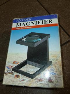 Lupa Cuentahilos De Cristal 75 Mm Magnifier