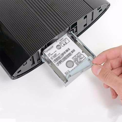 Disco Rígido 250gb Ps3 Ps4 Sony Western / Seagate Original-fat-slim-ultras - Memoria Para Juegos