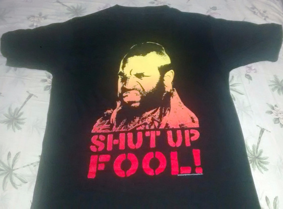 Mr. T - Playera Oficial 2010