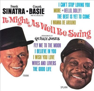 Cd Frank Sinatra / Count Basie - It Might As Well. Germany