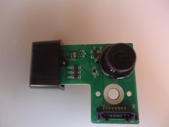 Botão Power Sensor Funções Samsung Un40h5100ag Bn41-02285a