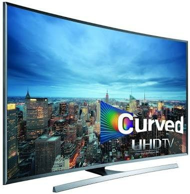 Smart Tv Led 55 Pol. Curve 4k Ultra Hd Wifi